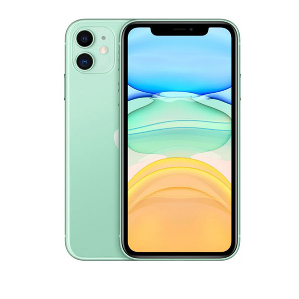 iphone 11 green new