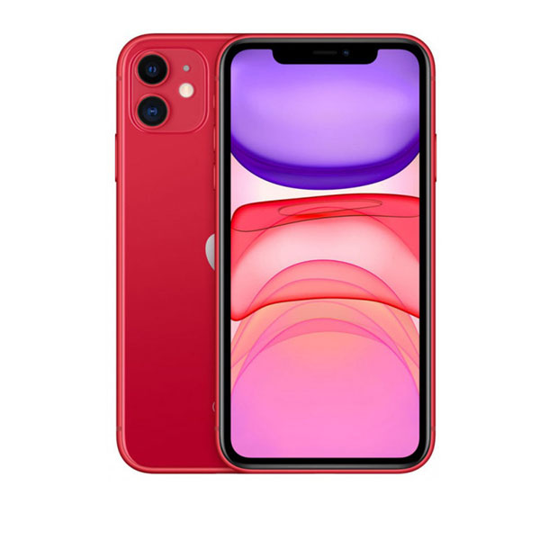 iphone 11 red new