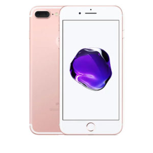 iphone 7rosegold new