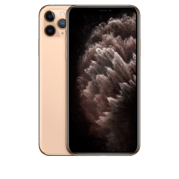 iphone 11 promax gold hq