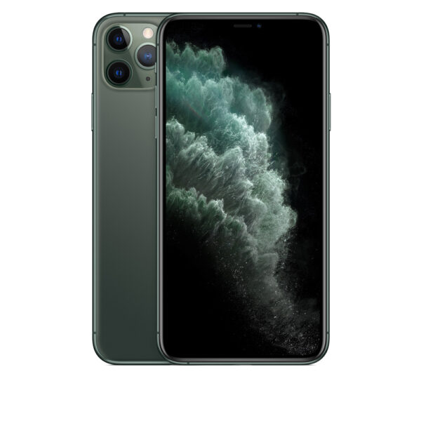 iphone 11 promax midnight green hq