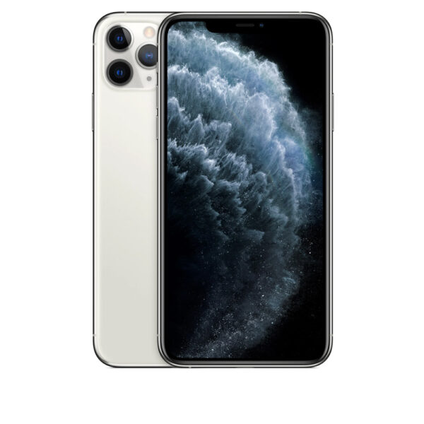 iphone 11 promax silver hq