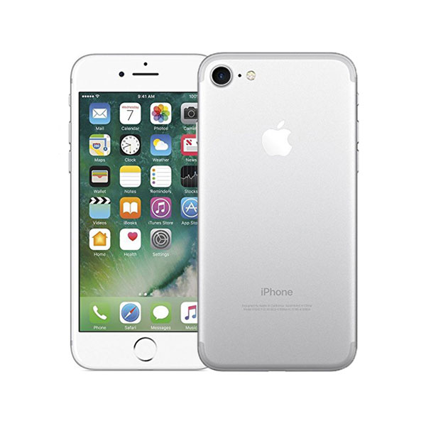iphone 7 silver new