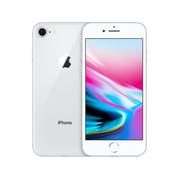 iphone 8 silver new